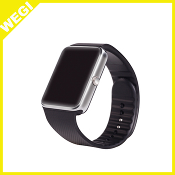 2016 New Wearable Devices Smart Watch for Android Connected Clock Smart Wach Support SIM Card Phone Smartwatch