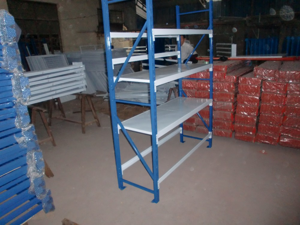 High quality Widely Used shelving racks for light duty storage or Home or Office Storage
