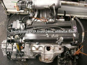 HONDA B20B - FF AT 4WD (HIGH MANIFOLD)