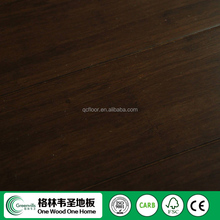 Eco-friendly high density wide plank bamboo flooring indoor