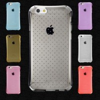 Shockproof TPU GEL Slim Bumper Case Cover for apple iphone 4s 5 5s 5c 6 6 plus