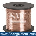 single strand copper wire and copper wire roll