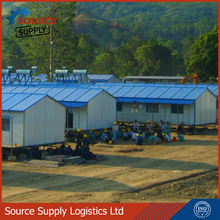 low cost prefab house, dormitory, Accommodation modular house mobile house for labour worker dormitory