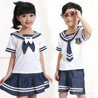 primary school uniform designs for young girl