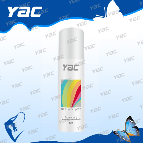 50ML aluminum can color spray on nail from guangdong china