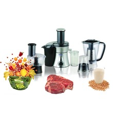 Chinese hot selling CE and CB multi-functions plastic food processor for kitchen use VL-5888B-6