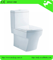 Sanitary Ware Quality Bathroom Suites Item MFZ-30D, MHP-30, MJZ-30