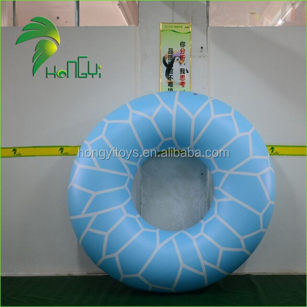 Hot Selling Cheap PVC Inflatable Swimming Ring/Eco-friendly Inflatable Swim Ring For Adult