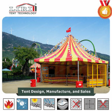 China Aluminum Waterproof Colorful Circus Tents for Outdoor Event Party for Sale