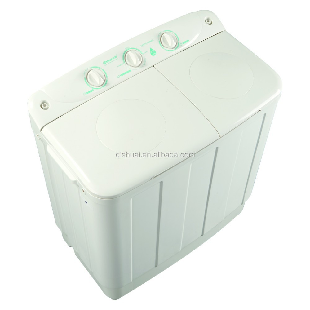 7kg semi automatic twin tub washing machine with CB CE SASO