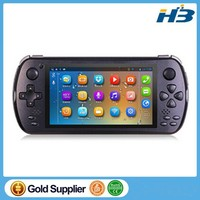 "Original JXD S5800 3G Phone Call Tablet PC Video Game Console MTK 6582 Quad Core Android 4.2 1GB+8G 1.3GHZ 5"" IPS WIFI Tablets"