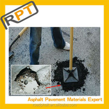 Cold asphalt for repair dents and holes in the street for repair dents and holes in the street