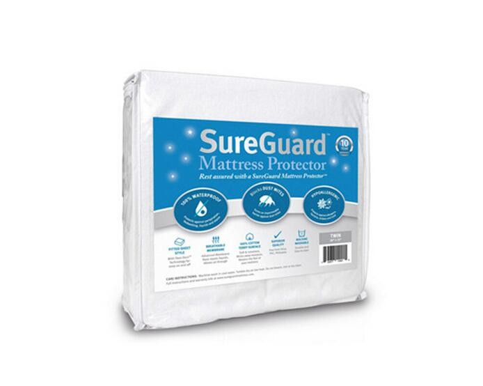Waterproof Bed Bug Mattress Cover Protector