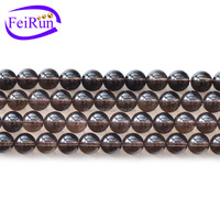 natural tea crystal wholesale price fashion accessories crystal beads, crystal beads string, cheap crystal beads