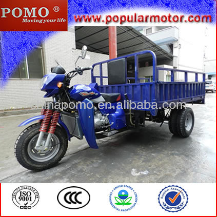 Popular Model Hot Cheap Gasoline Cargo 4 Wheel Electric Motorcycle