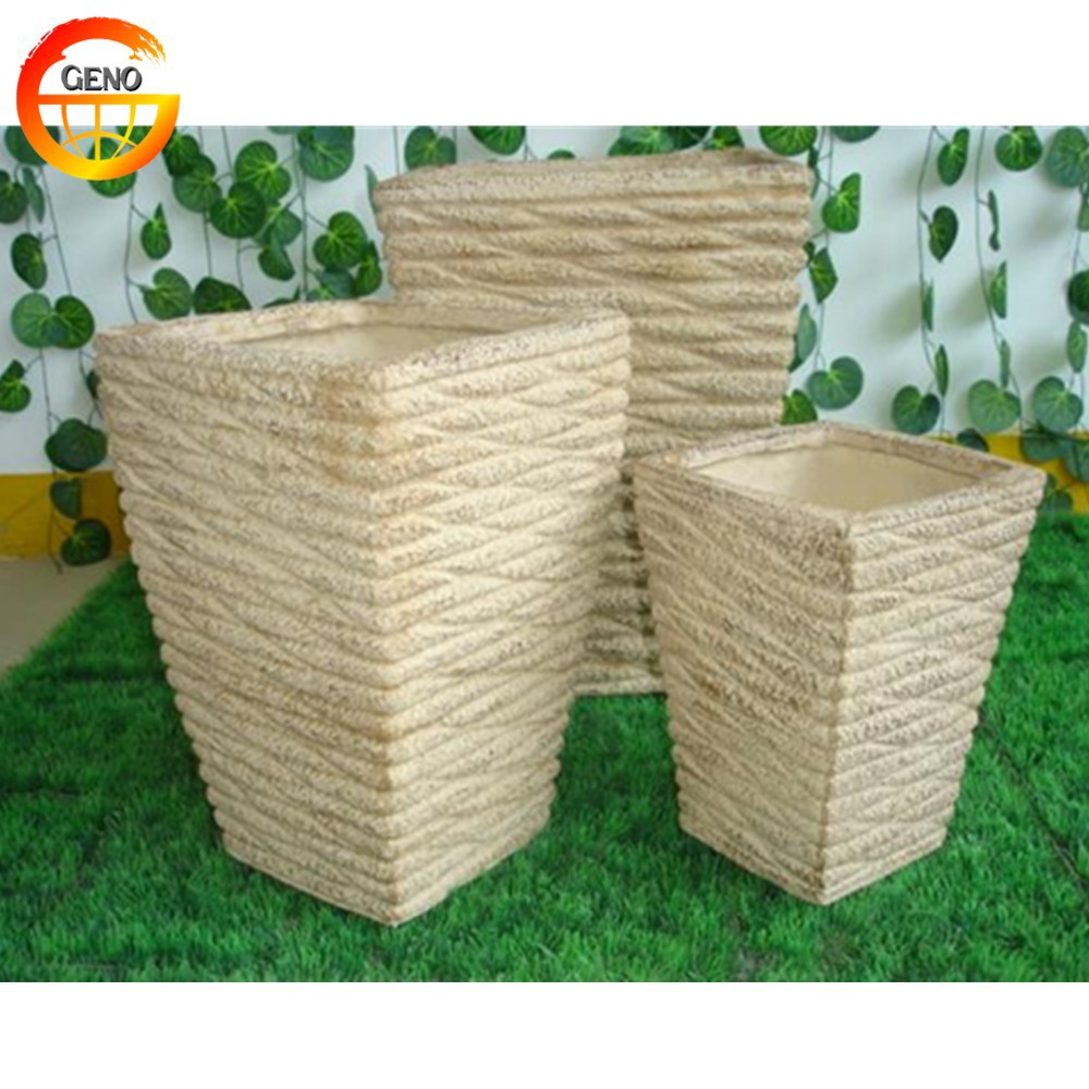 2015 low price roman style flower pot