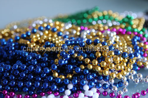 Custom Mardi Gras Beads