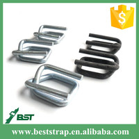BST Supply Strapping Staking Steel Material Wire Buckles For Packaging