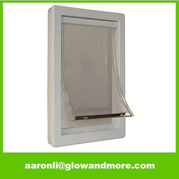 Hot Selling Durable Sturdy Plastic pet product door