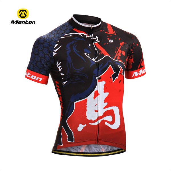 Customized Monton cyclist team cycling jersey short suits/bike clothes