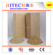 High quality Zibo Hitech light weight refractory brick for pizza oven