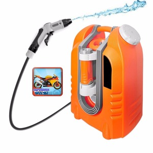 Motorcycle washing machine wash equipment, Multi-functional Air Conditioner cleaning kit / camping shower 12V