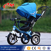 2016 New models Yimei Baby Tricycle /4/1 Kids Pedal Cars Trike, Children Smart Trike /Cheap Kid Tricycle with AIR three wheels
