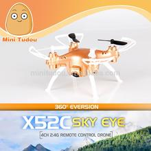 2.4G Nano Quadcopter New Syma Mini Quad Copter 6-Axis Dron Toy With HD Camera
