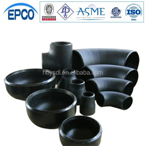 high quality a234 wpb carbon steel elbow for sewage industry