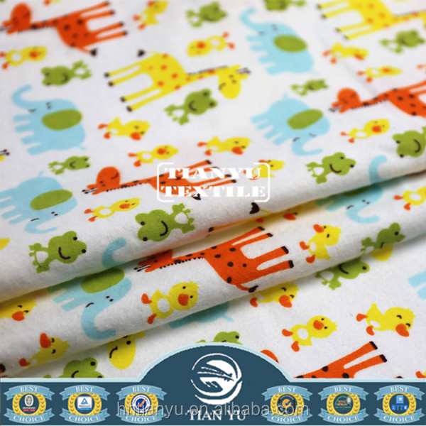 Cotton baby prints wholesale fabric for babywear child for Wholesale baby fabric