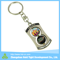 High Quality Cheap Custom metal key chain