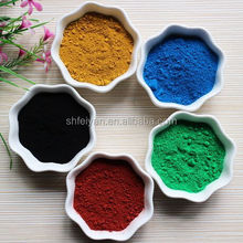High quality Iron Oxide Pigment for paint/coating/bricks/asphalt