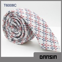High Quality New Arrival Cotton Mens Cool Ties