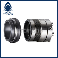 Single Face pumps metal bellows mechanical seals