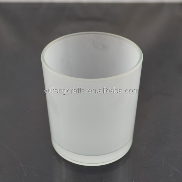 grave decorations wedding candles for tables frosted glass candle holder