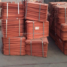 Copper cathode with Lc at sight as payment term many
