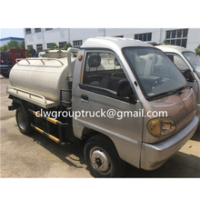 hot selling 2cbm mini vacuum trucks sale