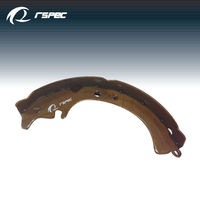 RSPEC top quality brake ceramic shoes from Taiwan factory made brake system items