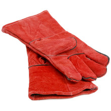 wholesaler working leather welding glove buyers