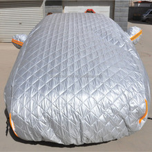 2015Hail protection auto cover in winter