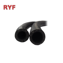 fuel oil resistant synthetic rubber hose / flexible rubber hose