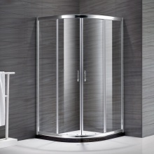 New product shower cubicle sizes