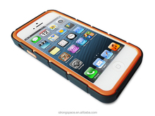 2015 hot selling slim armor rubber tpu heavy duty case cover for iphone 6