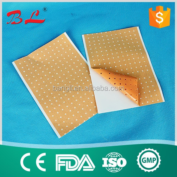 Pain relief Chili pepper porous plaster