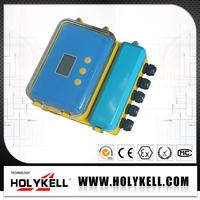 US9000 8-50m DIgital Ultrasonic liquid level meter for tank depth measurement