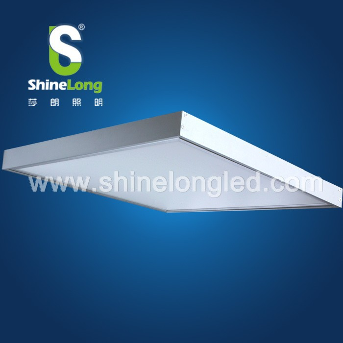 TUV GS UL DLC led ceiling panel 600*600 40W SMD4014 5 years warranty for office lighting