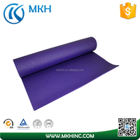 Extra Thick 71 Inch Long High Density Exercise Yoga Mat with Comfort Foam and Carrying Straps