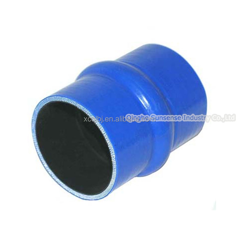 high performance 180 degree elbow U shape silicone hose