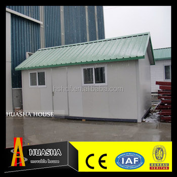 Nice Design Prefabricated Movable Low-cost Cabin House