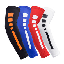Factory Direct Sale Anti-Bacterial Athletic Tennis Sport Elastic Breathe Arm Compression Sleeve
